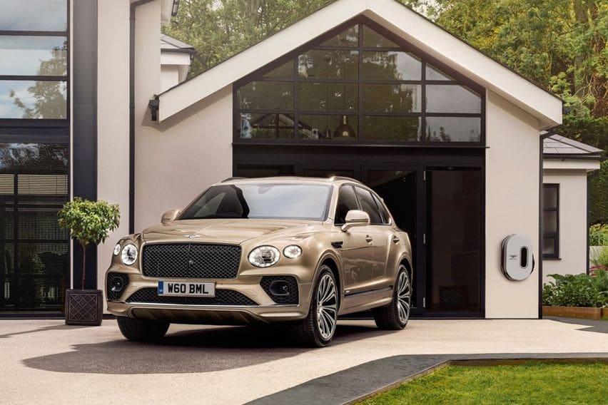 Bentley Bentayga Hybrid Facelift Membuka Jalur Transformasi Elektrifikasi