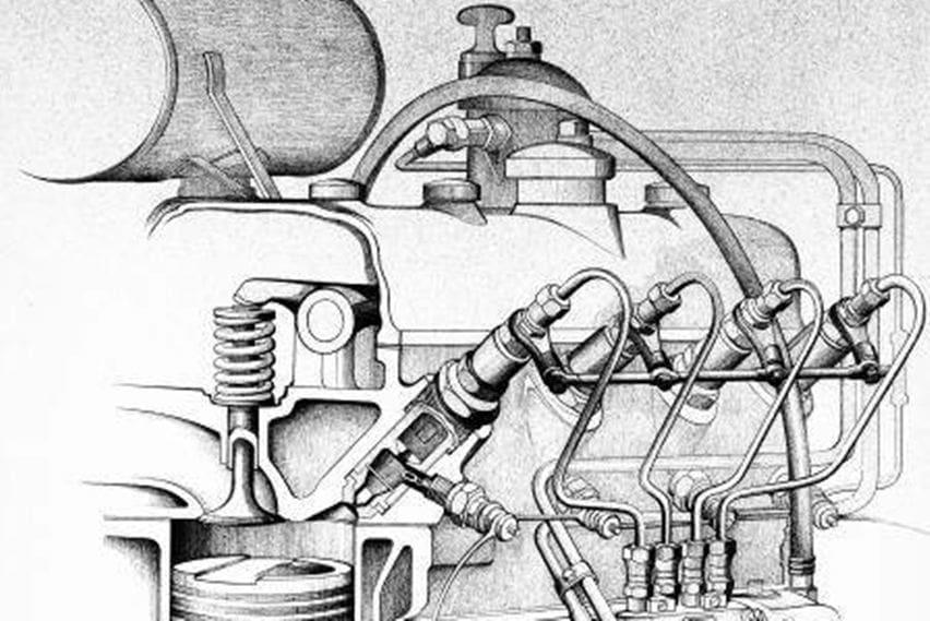 Histori Mesin Diesel Mercedes-Benz, Pelopor untuk Mobil Penumpang