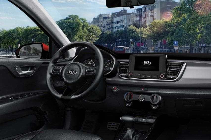 new vs old kia rio comparison
