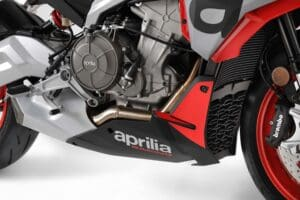 Aprilia tuono engine