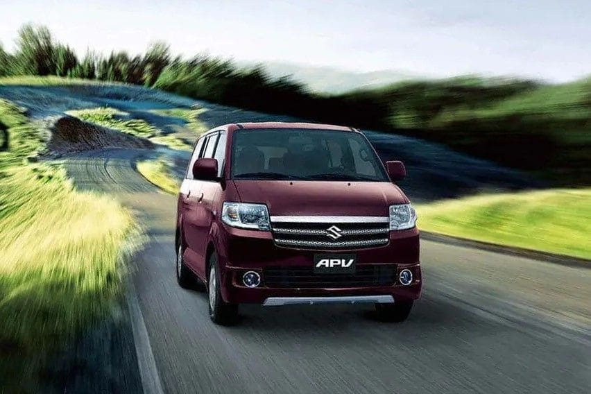 2020 Suzuki APV vs. the competition: Your other local MPV options