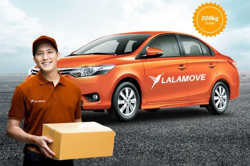 lalamove sedan