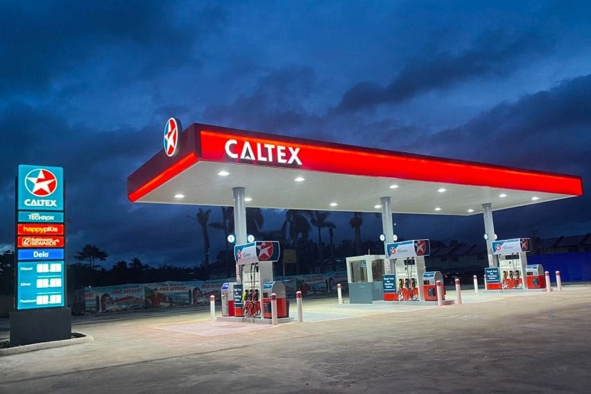 Caltex Lipa