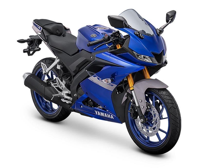 Yamaha R15 terbaru