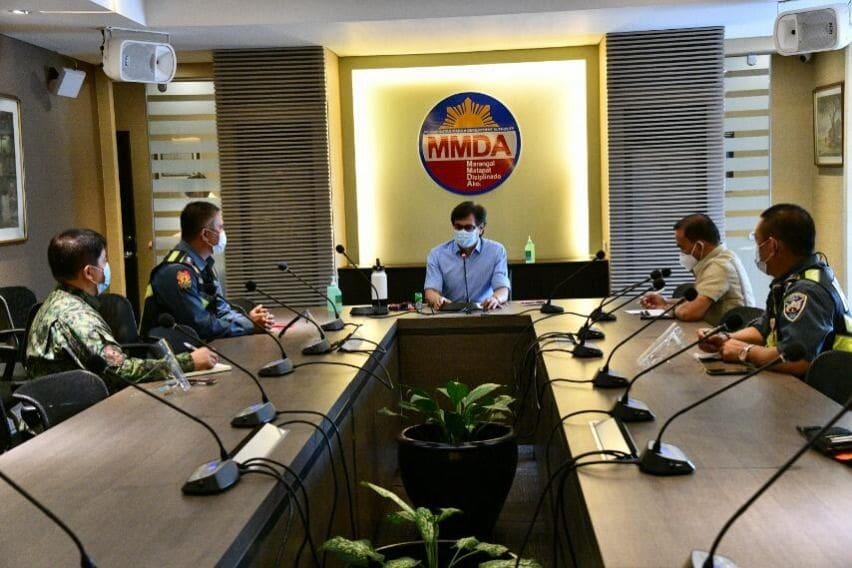 MMDA-PNP-HPG meeting