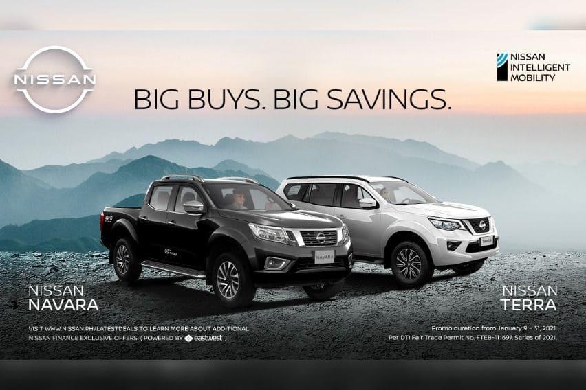 Nissan Big Guys, Big Savings