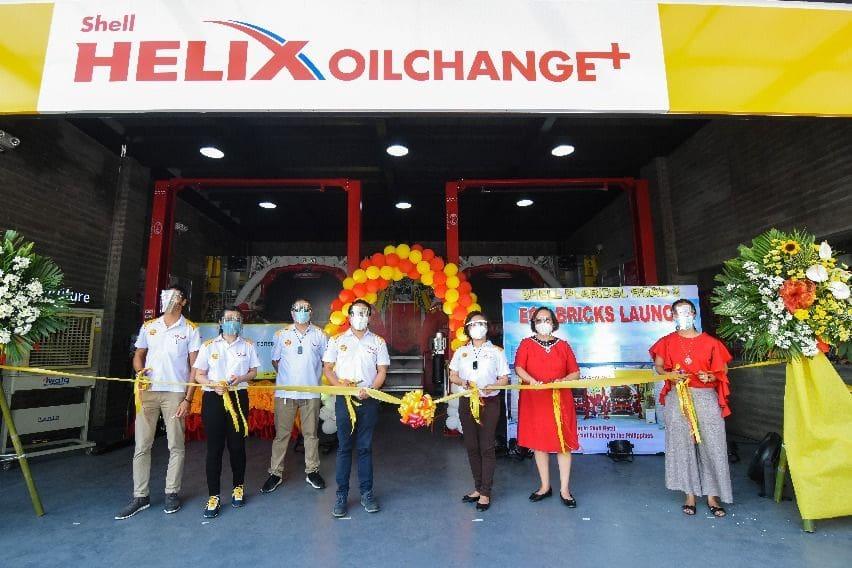 Shell Retail Station in Plaridel, Bulacan