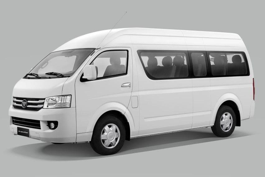 foton transvan