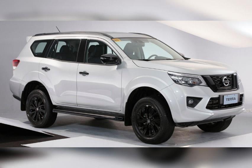 The New Nissan Terra VL