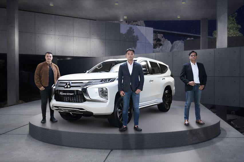 Pajero sport 2021 launched