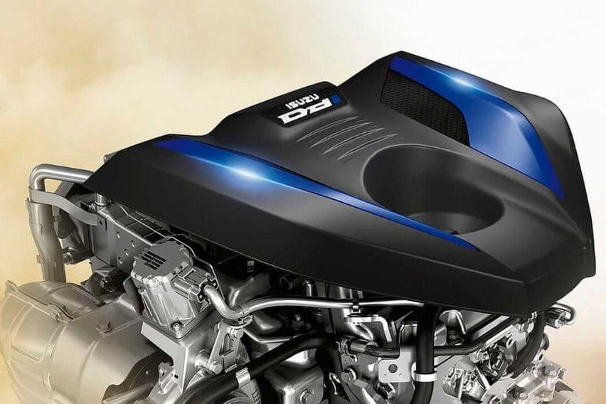 Isuzu Blue Core engine in Thailand