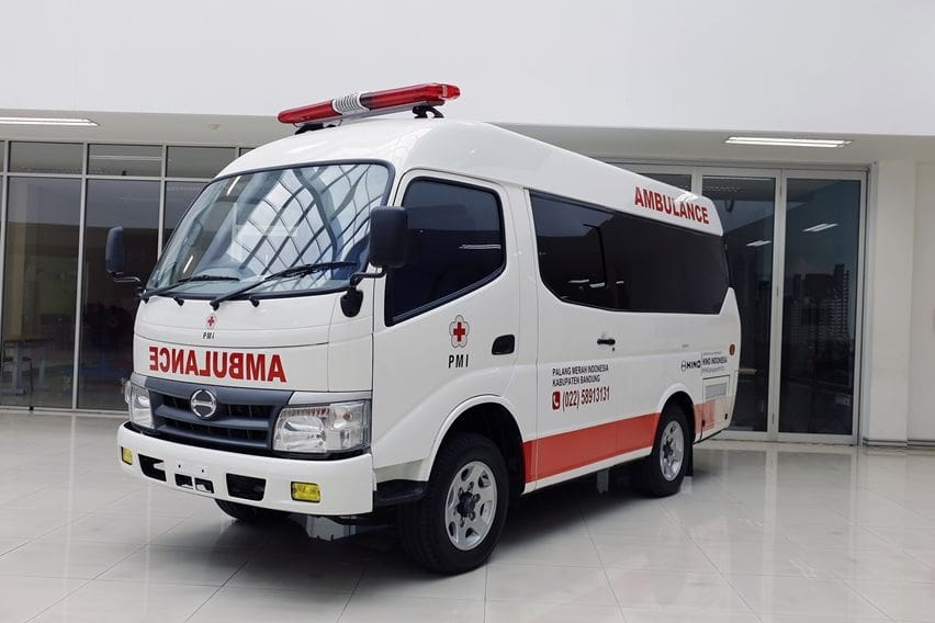 Hino ambulans