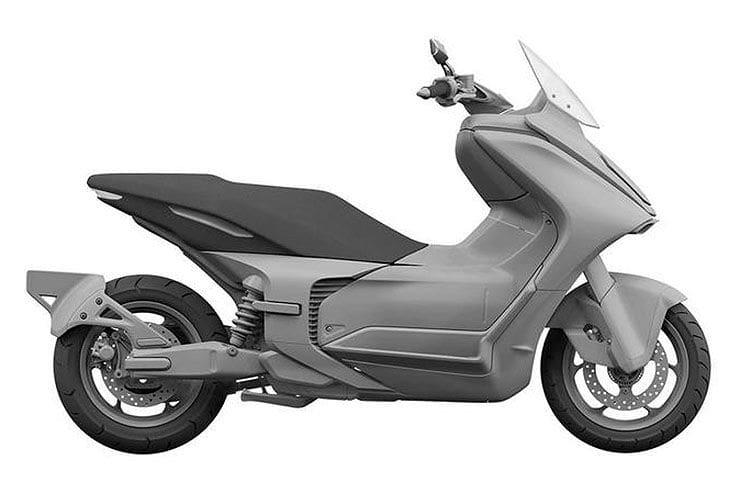 Yamaha E01 concept