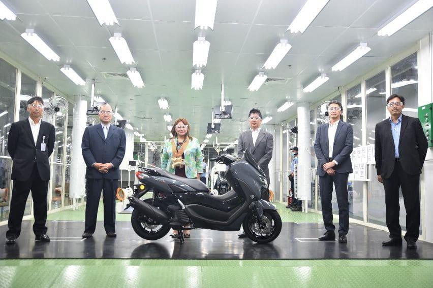Yamaha Motor Philippines facility