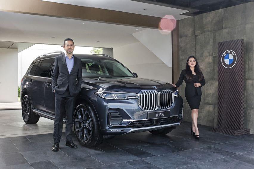 harga BMW X7 CKD