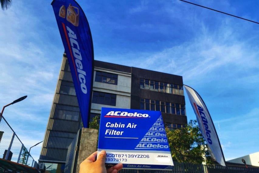 AC Delco Filter