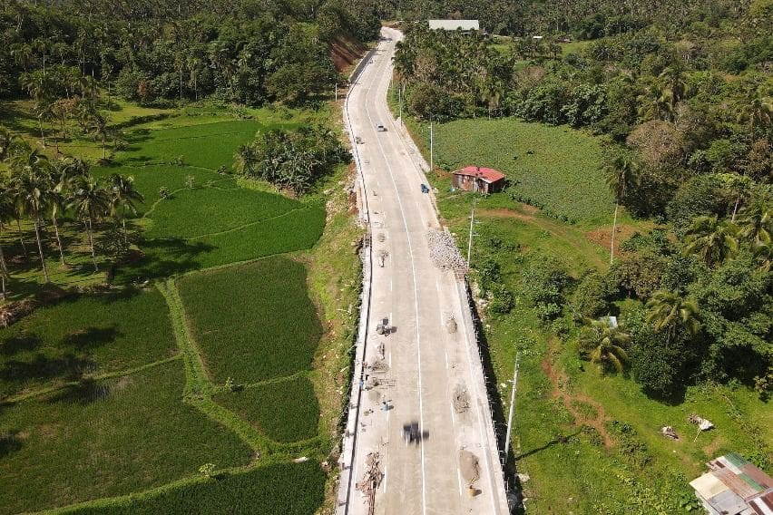 Lucban Diversion Road
