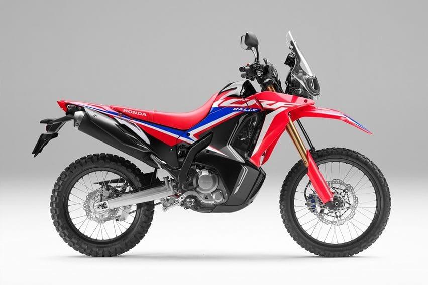 Honda CRF250 Rally 2021