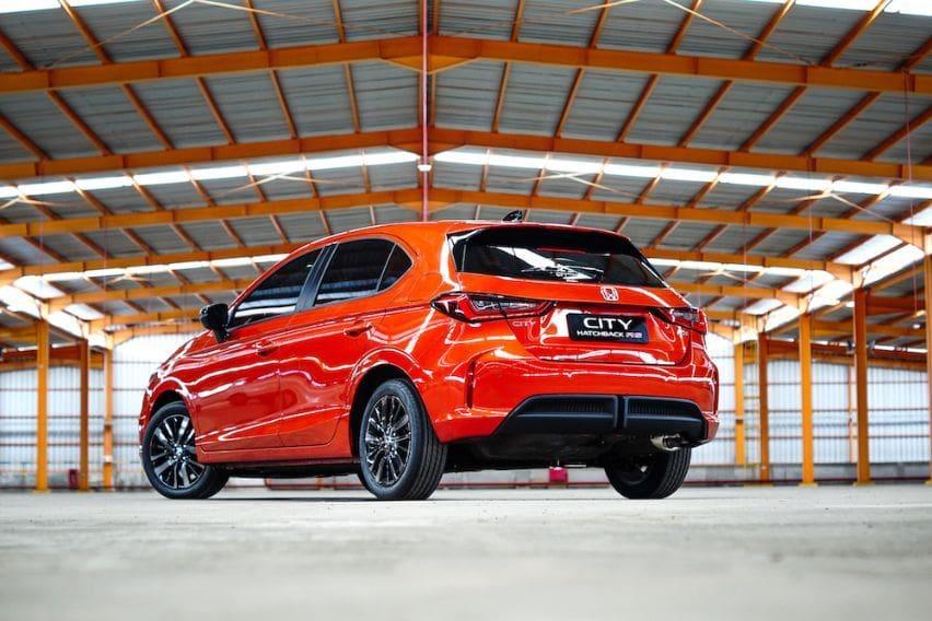 Honda city hatchback RS 2021