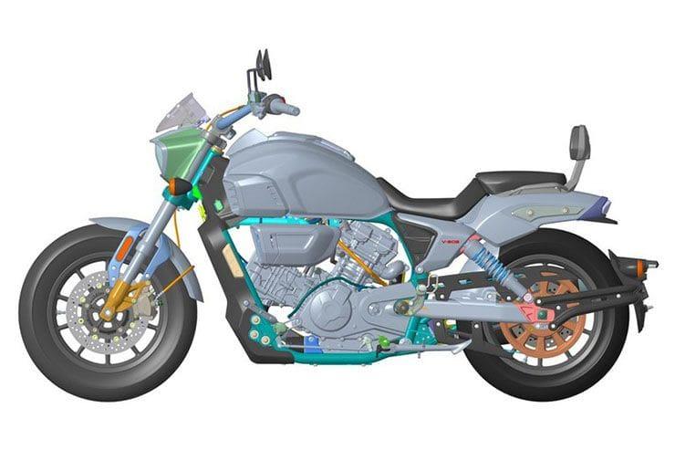Longjia 650 V