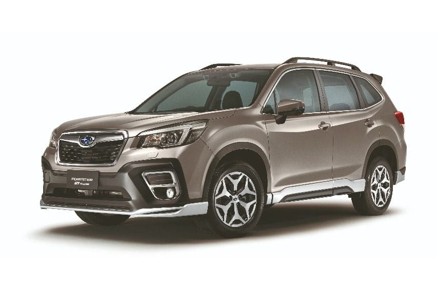 Forester iL ES with Kit