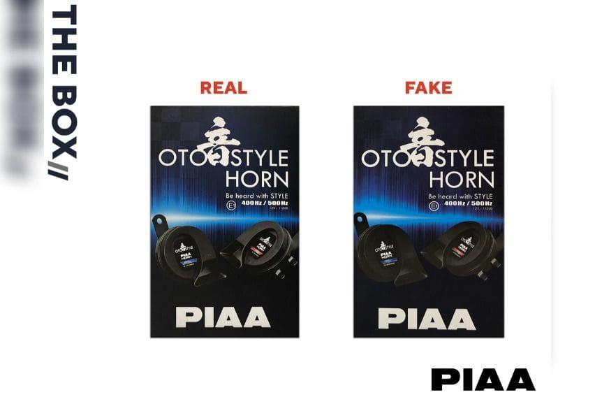 PIAA Horn Box