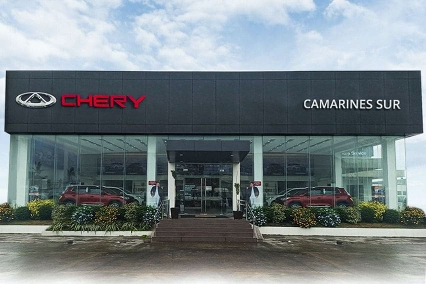 Chery Camarines Sur dealership