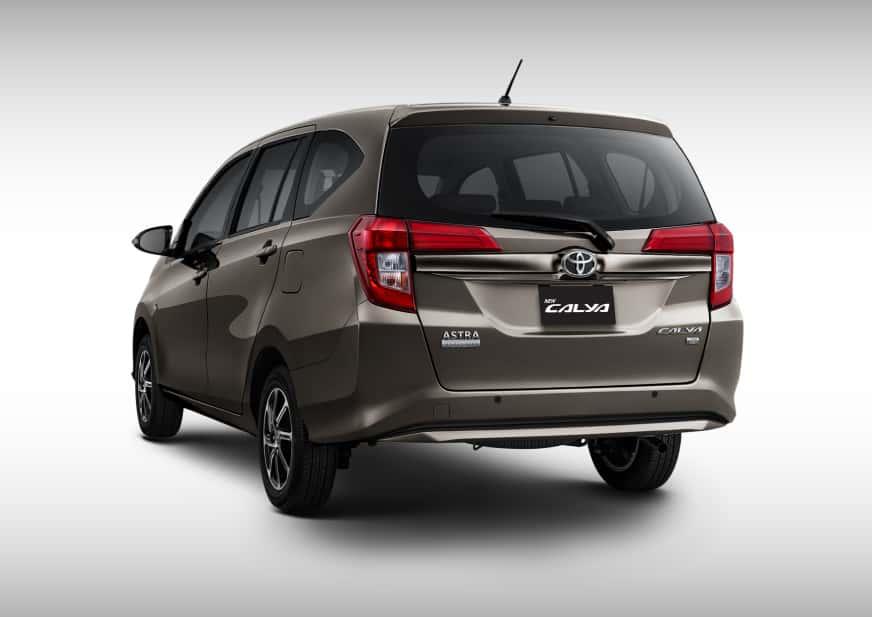 Toyota Calya bekas 2019