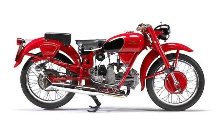 Moto Guzzi airone 1939