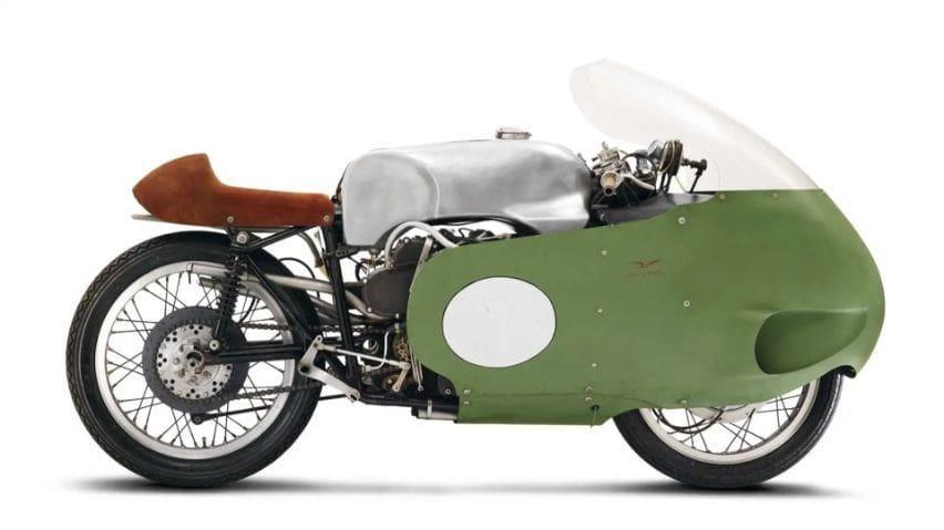Moto Guzzi V8 500 GP 1955