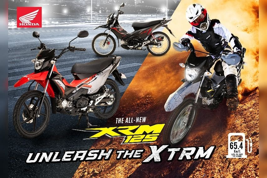 all-new Honda XRM125