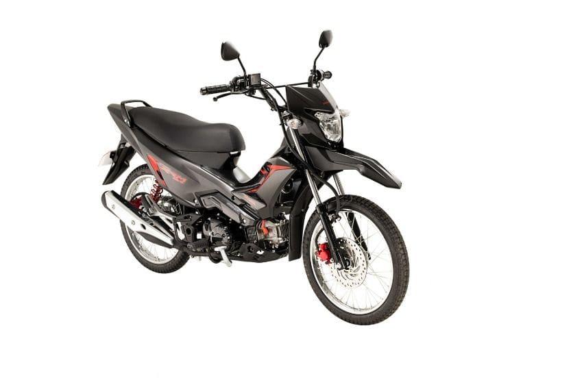 XRM125 DSX