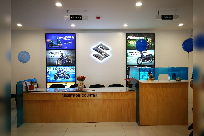 Reception-Counter