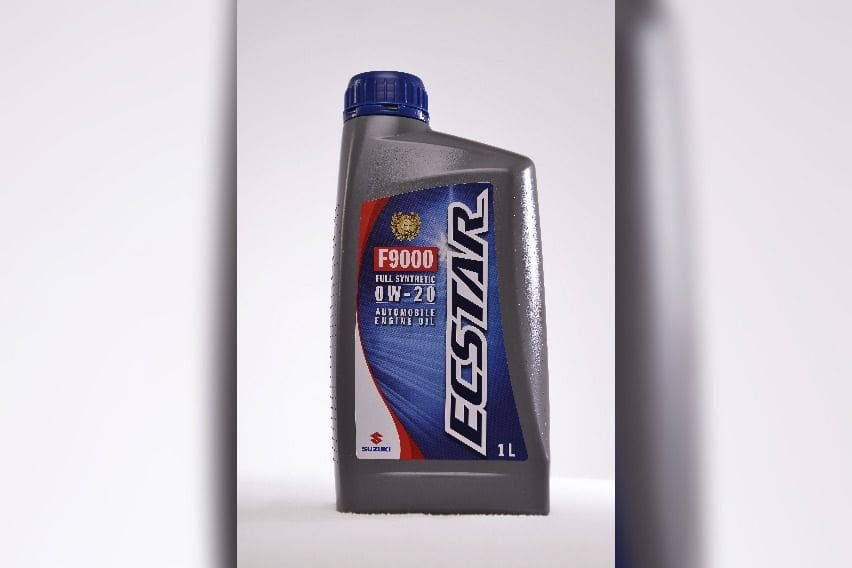 Suzuki ECStar automotive engine oil