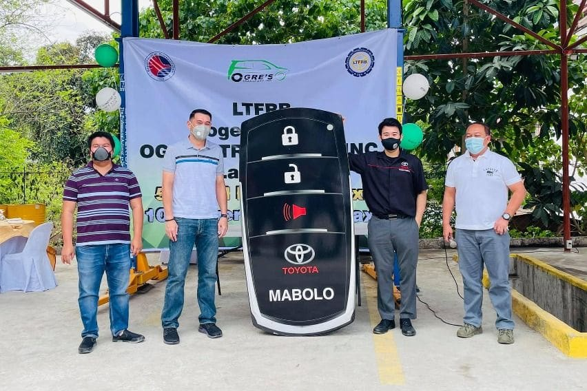 Toyota Mabolo x Ogre Transport Incorporated