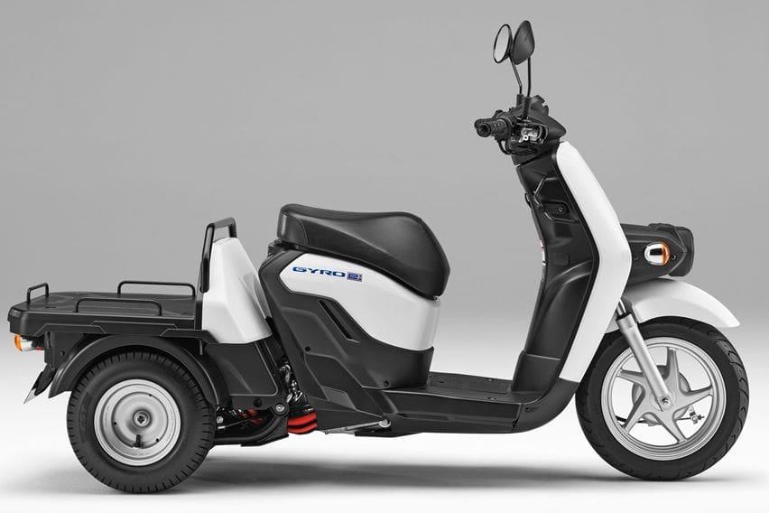 Honda gyro