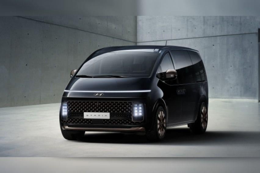 Hyundai previews \'spaceship-inspired\' Staria MPV