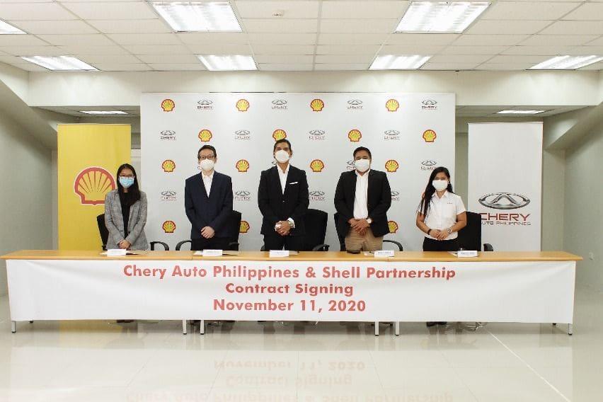 Pilipinas Shell x CAP
