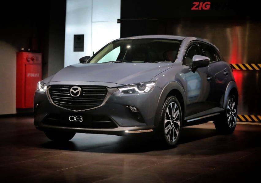 Mazda CX-3 1.5