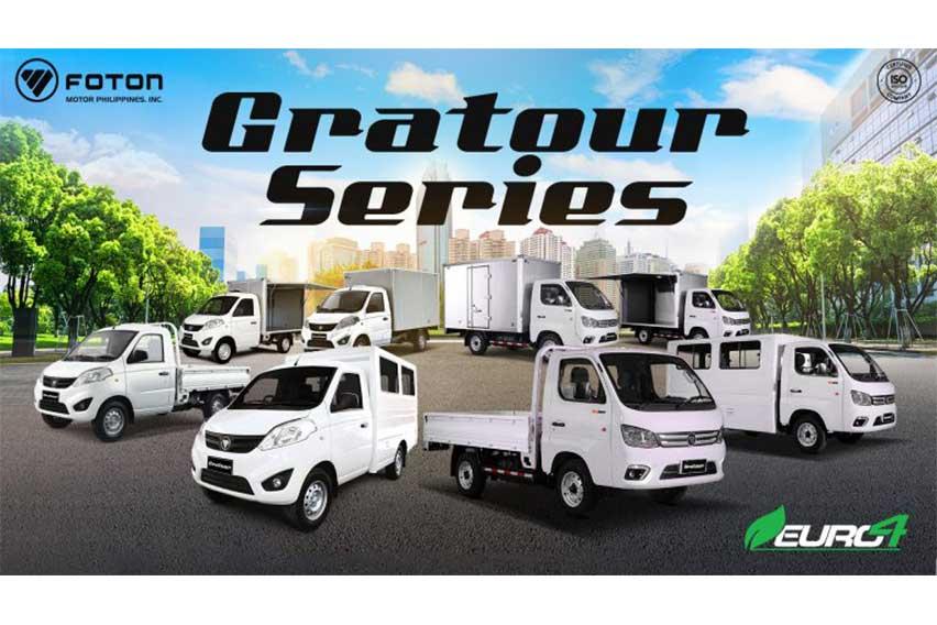 foton grantour series