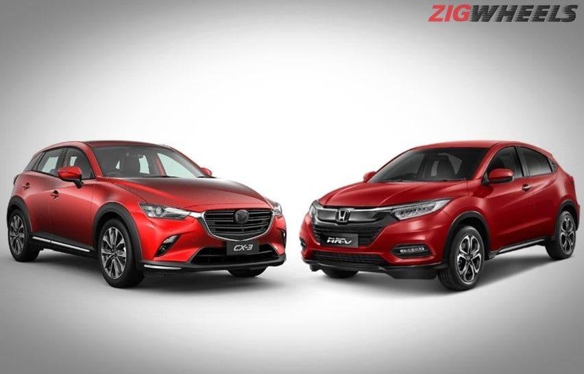 Mazda vs honda