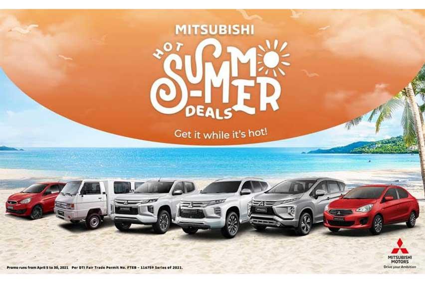 Mitsubishi-Hot-Summer-Deals