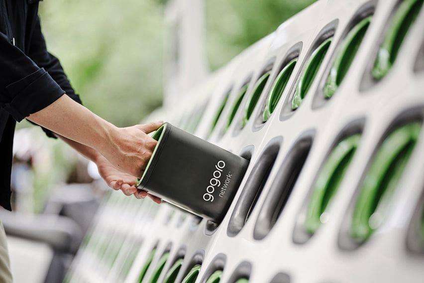 gogoro battery
