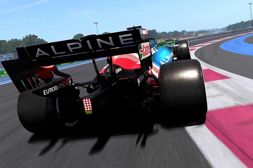 Alpine Esports Racing