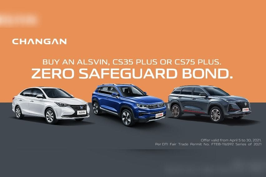 Changan Safeguard Zero Bond