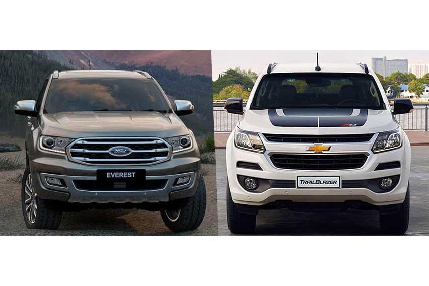 Ford-Everest-and-Chevrolet-Trailblazer