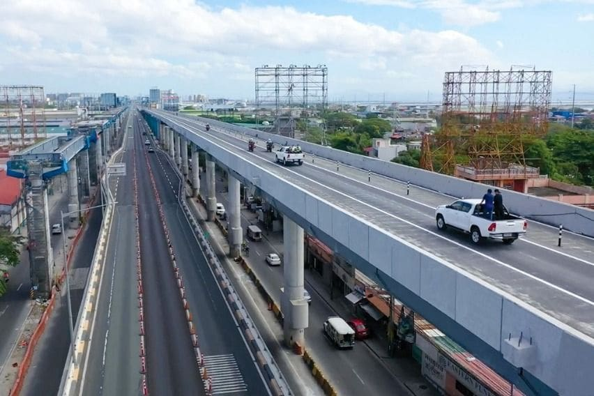 SMC Skyway Extension Project