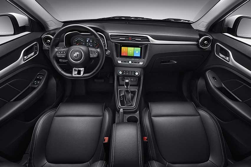MG-ZS-interior