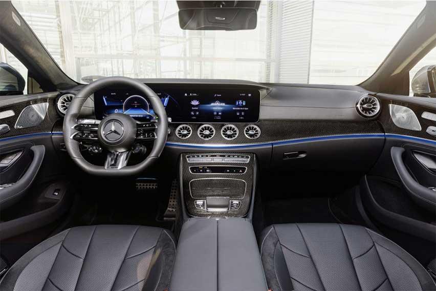 Mercedes-Benz-CLS-interior
