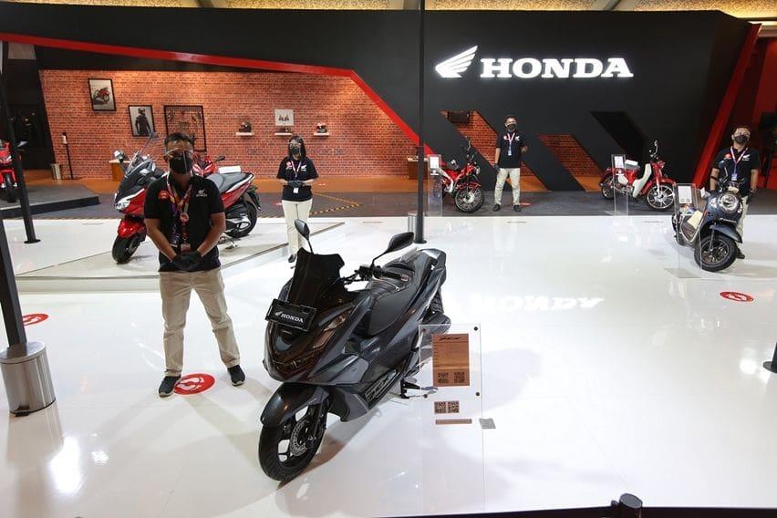 Honda motor IIMS 2021